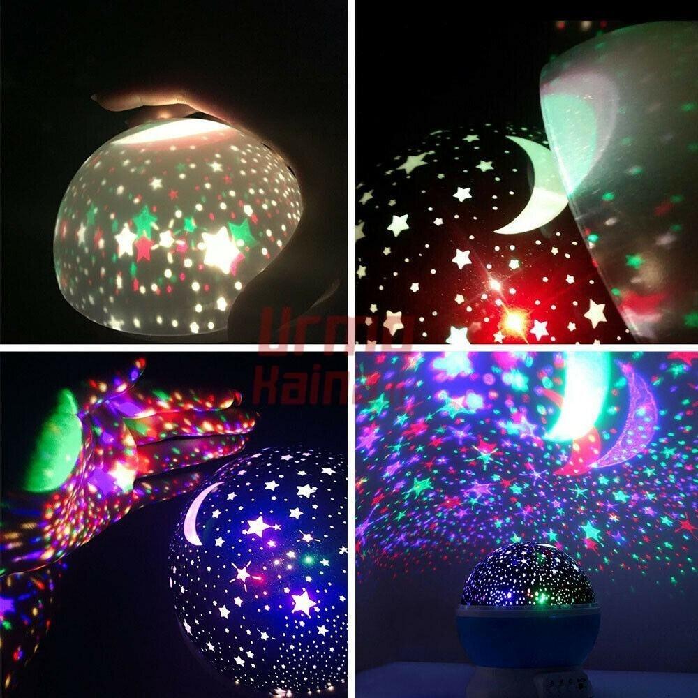 Projekcinė lempa Star Master