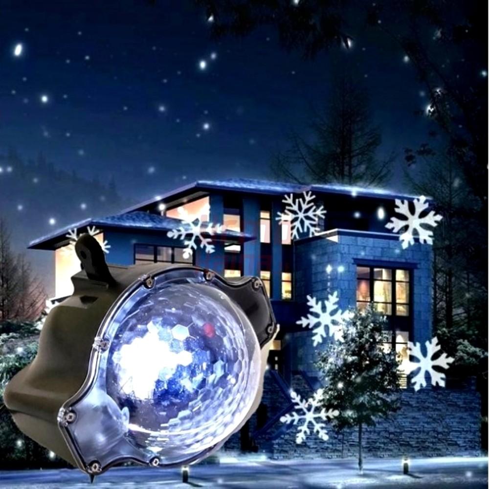 Lauko lazeris E33 sniego efektas